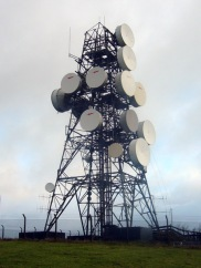 Image of: Microwave Tower