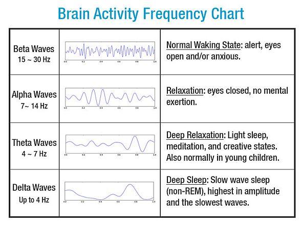 BrainActivityFrequencyChart